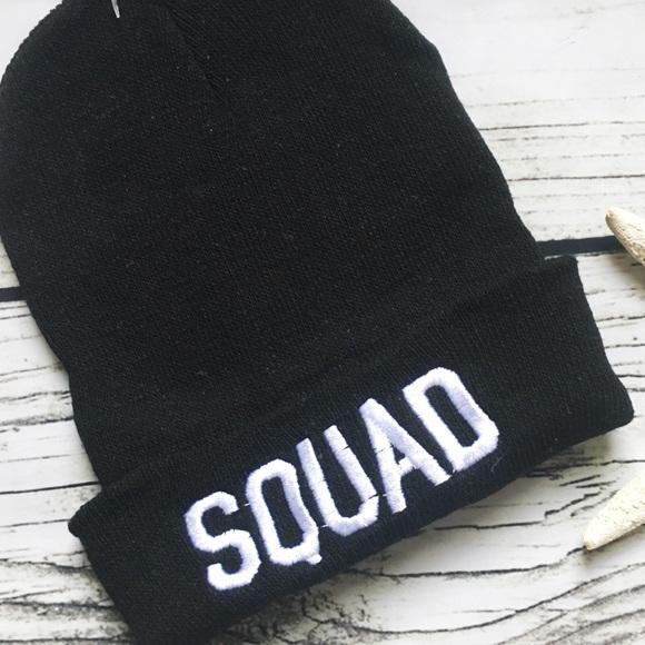 Accessories - Squad Goals • Graphic Winter Ski Hat